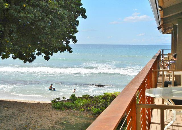 Hale Kai # 206 – Your lovely seaside vacation condo in West Maui, Hawaii, holiday rental in Lahaina