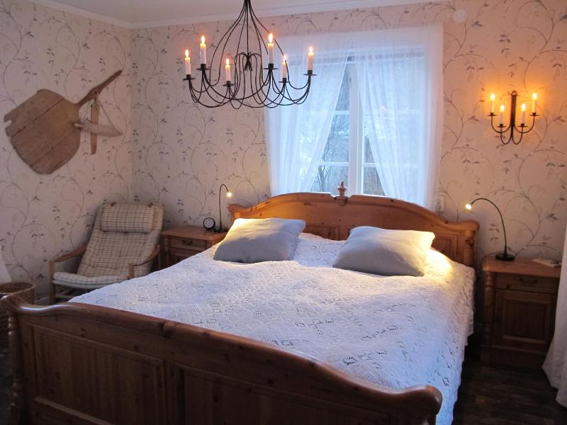 Lövbergs B&B rural living in the middle of Sweden, holiday rental in Midnight Sun Coast