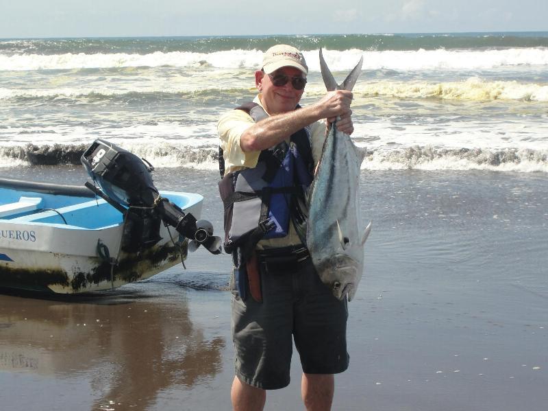 Deep sea fishing available