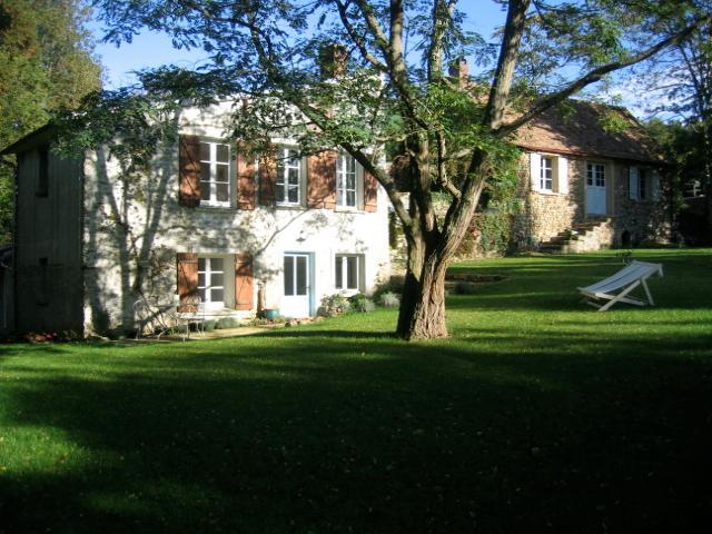 Gîte/Garden & Forest rooms + Private garden