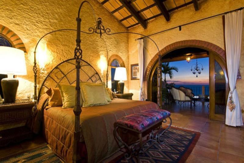 Master slaapkamer suite