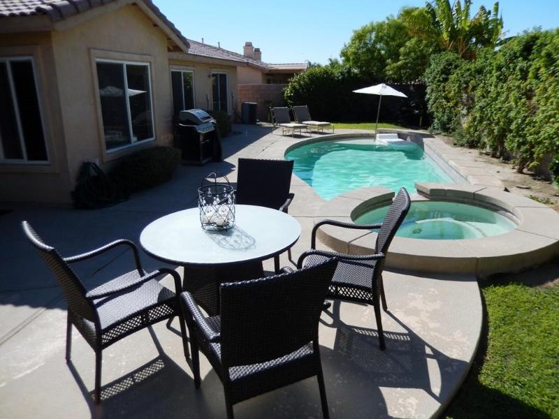 Pool Deck & Spa