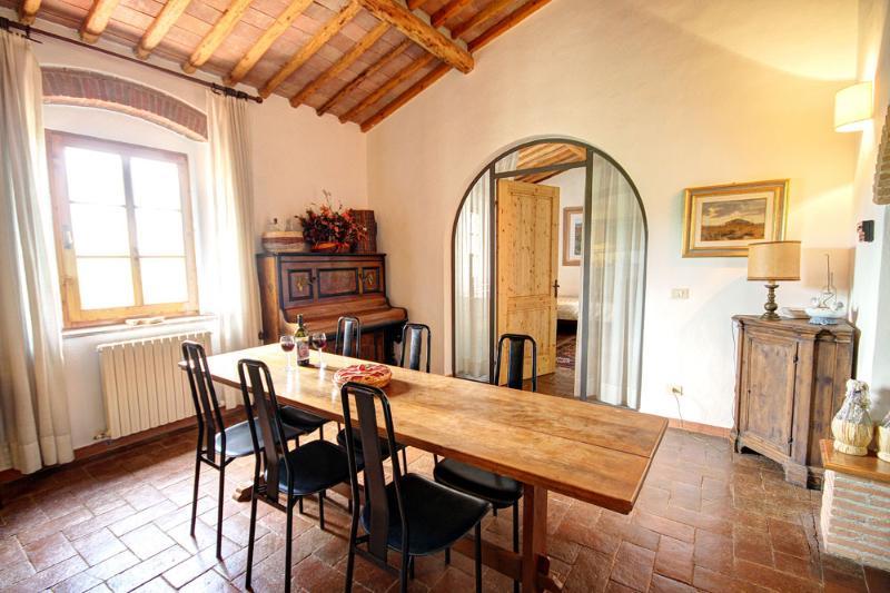Apartment Lisa - Farmhouse Molinuzzo - Florence, aluguéis de temporada em Barberino Val d'Elsa