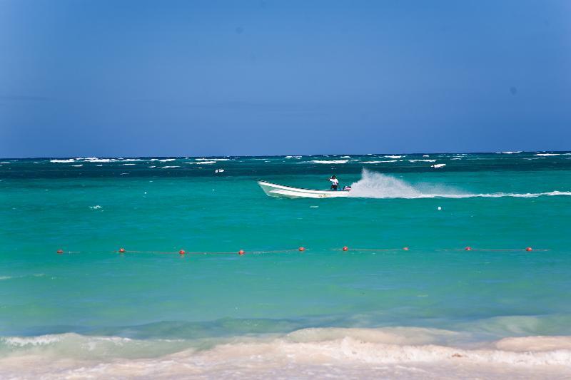 Playa de zona Corales