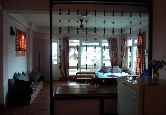 Studio apartment near Thamel, location de vacances à Katmandou