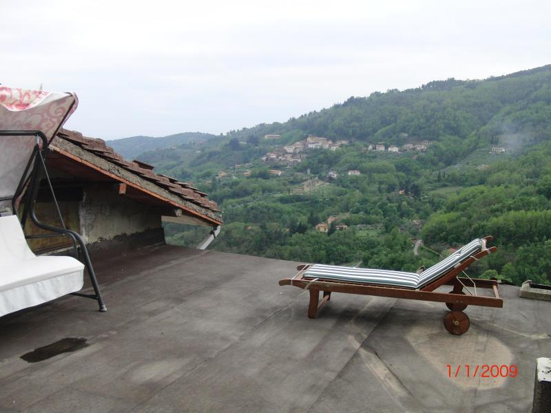 Per Relax o Semplice Escursioni, a Piedi o in Mountainbike, holiday rental in Momigno
