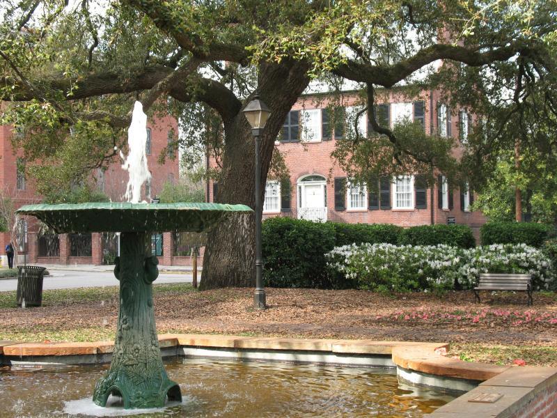 Around Savannah