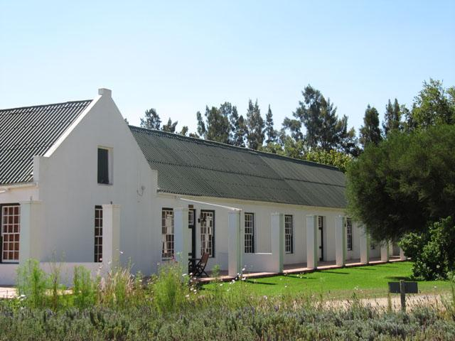 Reed's Country Lodge - Lavendula Cottage, holiday rental in Greyton