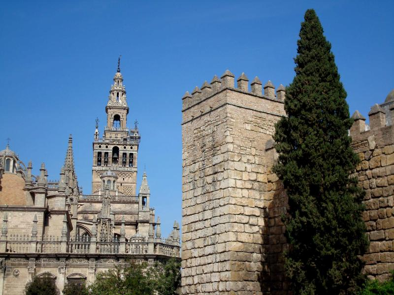 Cathedral & Alcazar