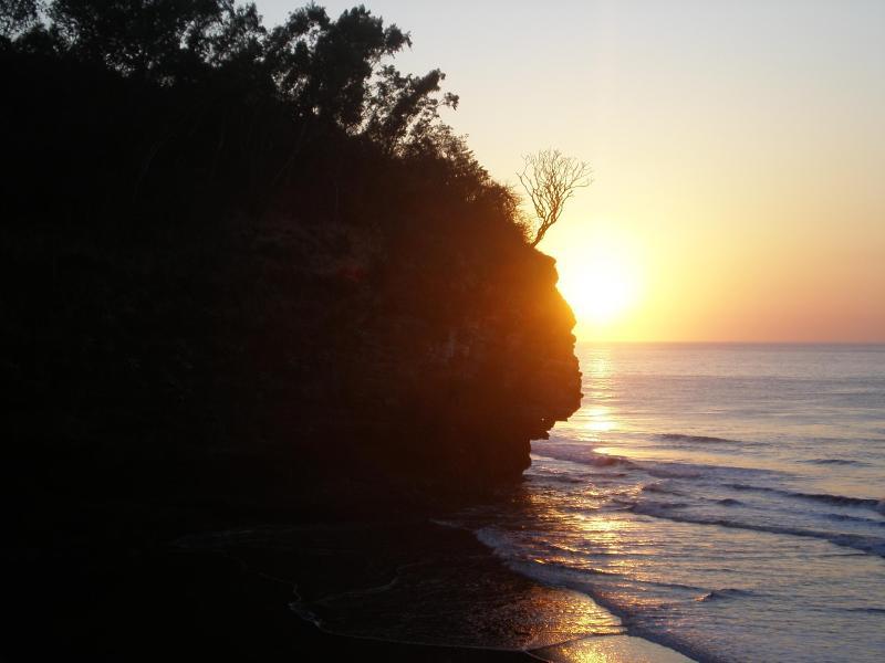 Spectacular sun rise!