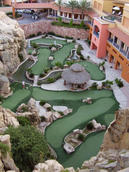 Minitaure Golf