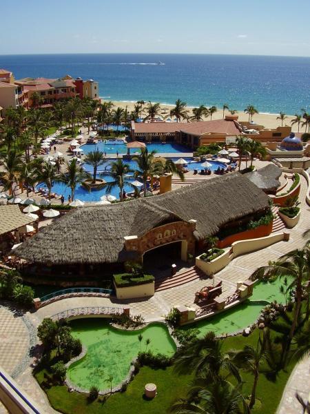 Pacific Side of Resort