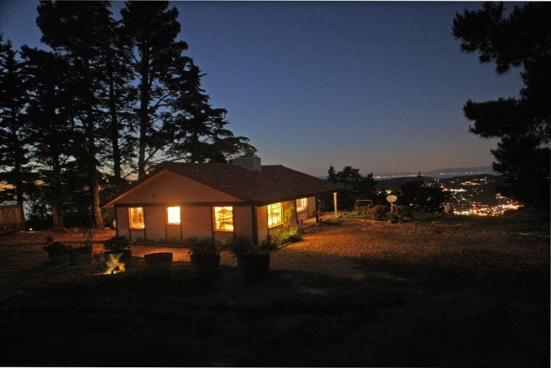 An original post adobe restored home on 12 acres could be a storyline for stay.