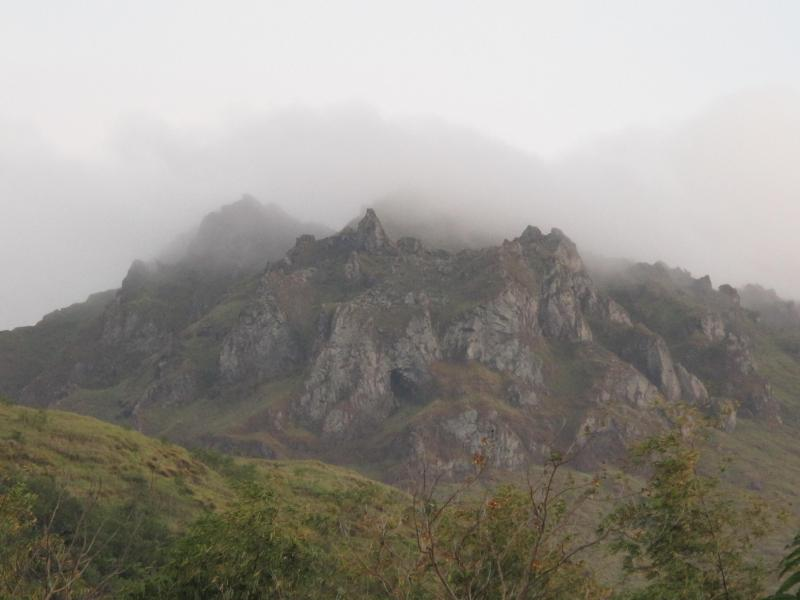 The Philippine alps that is Mt. Malindig