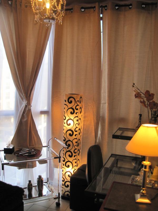 Enclosed Den/Office