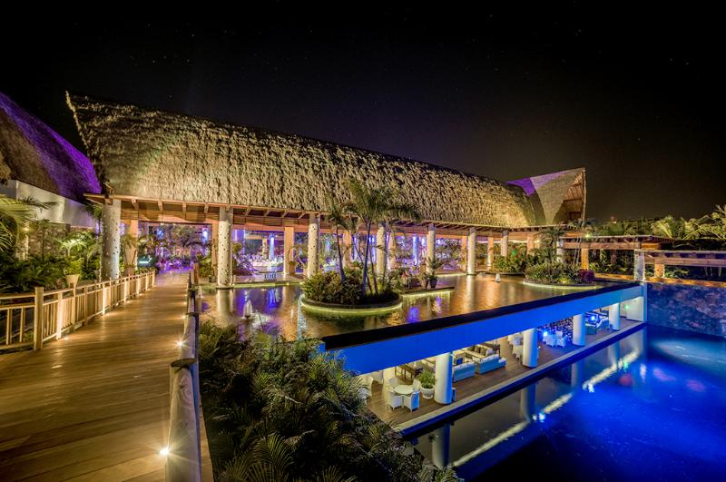 Santuario - Entertainment/Reception Center at Vidanta's Nuevo Vallarta Property