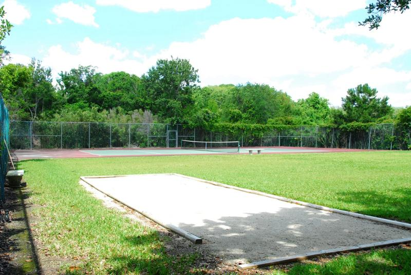 Amelia Landings Bocce/Boule and Tennis Courts