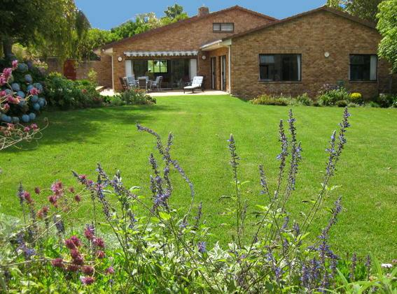 Beautiful garden, privacy, luxury, central position, bright & clean, holiday rental in Cape Town