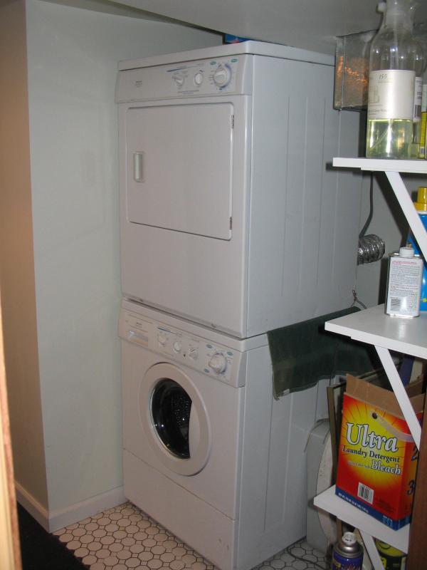 Full size lavatrice e asciugatrice