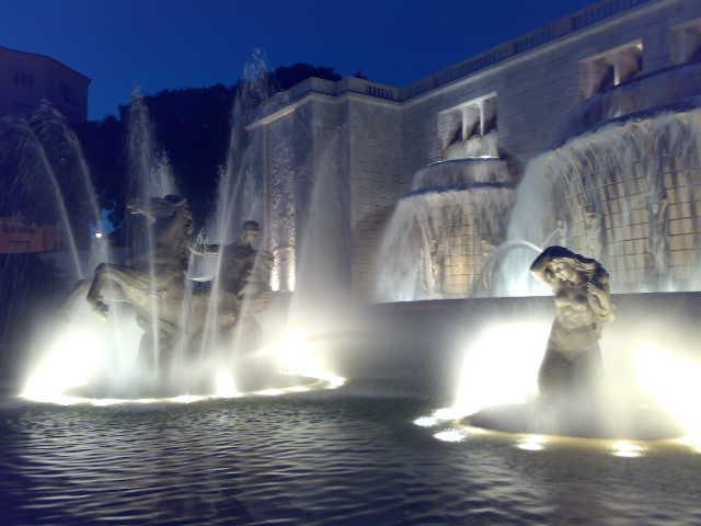 Alameda Fountain