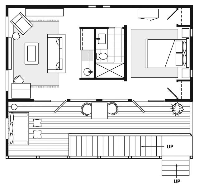 Carriage House Floorplan