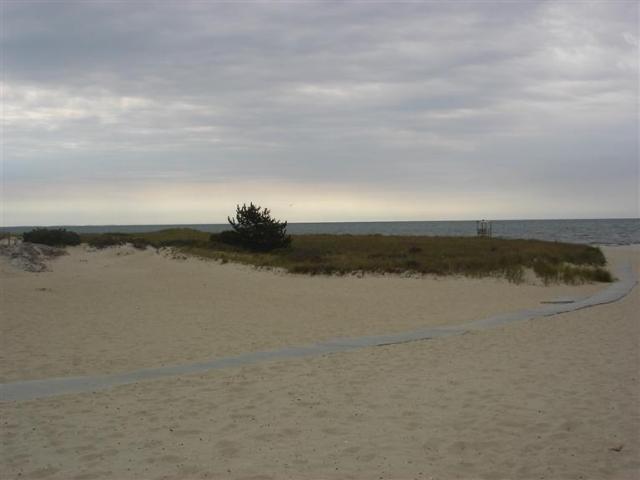 2 minutos a pie de playa Bank Street