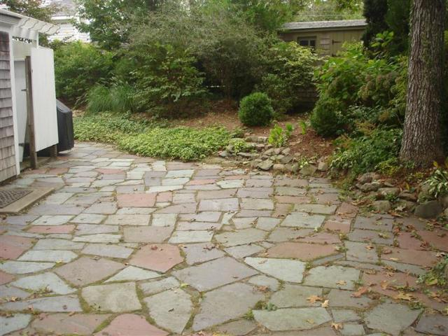 Private Backyard Patio