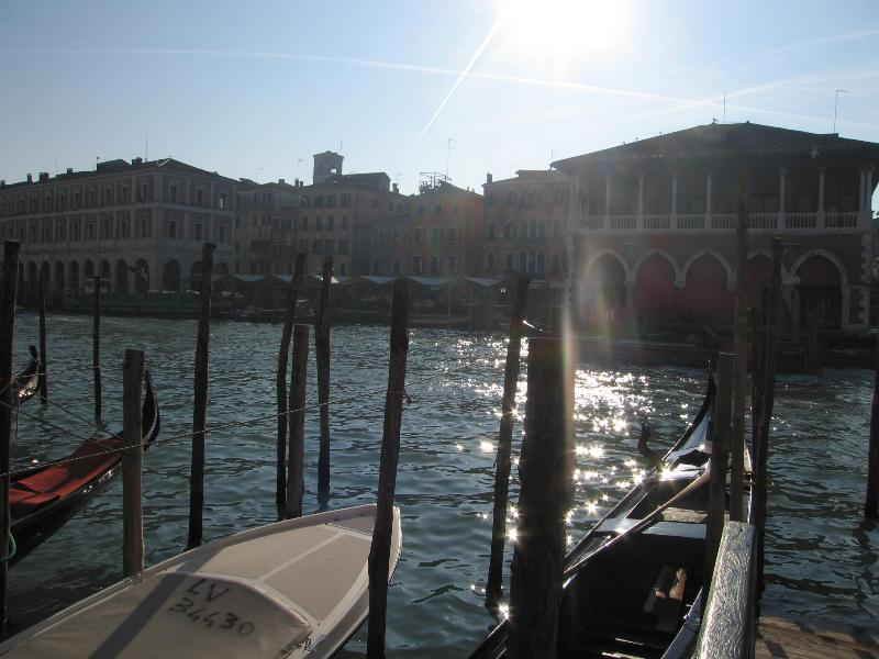 From the other Bank of the Grand Canal