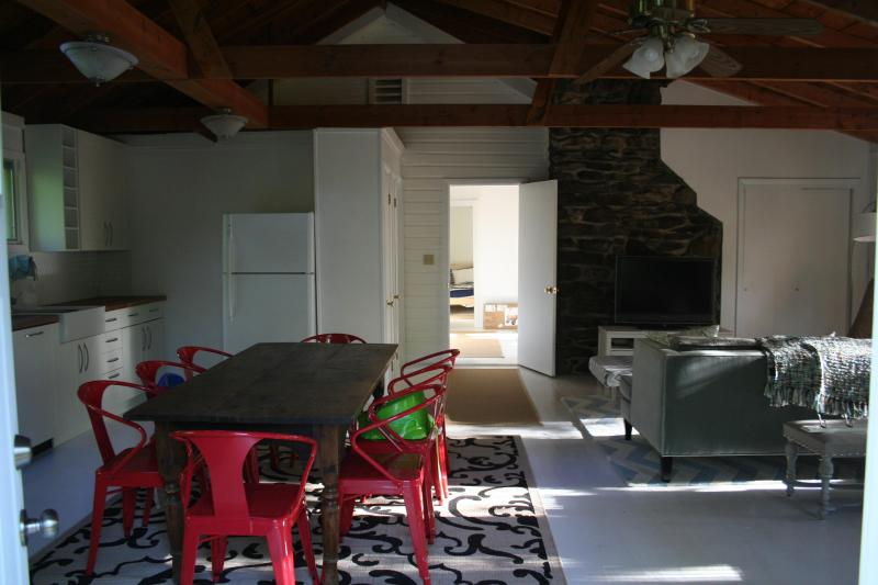 Family-friendly Cottage Near Lake, Tanglewood, alquiler vacacional en Stockbridge