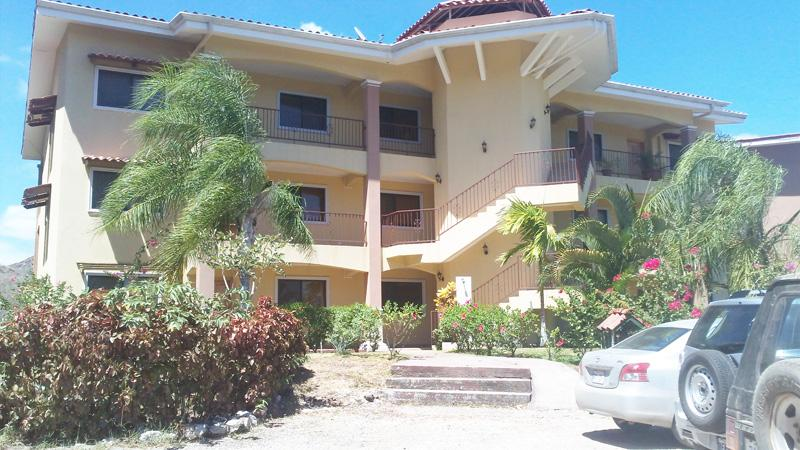 Condor Heights Ocean View Condo at  Playa Conch, holiday rental in Playa Prieta