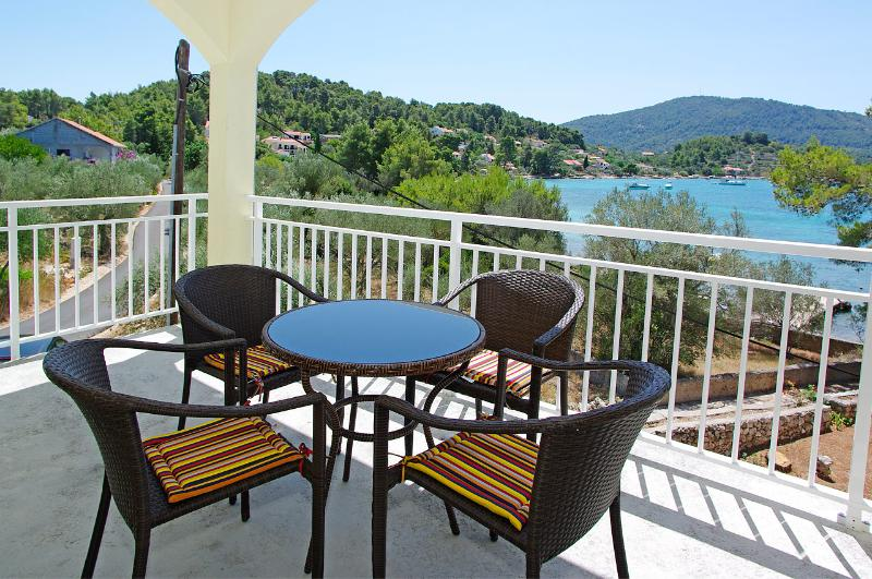 Comfortable Villa steps from the beach, vacation rental in Vela Luka