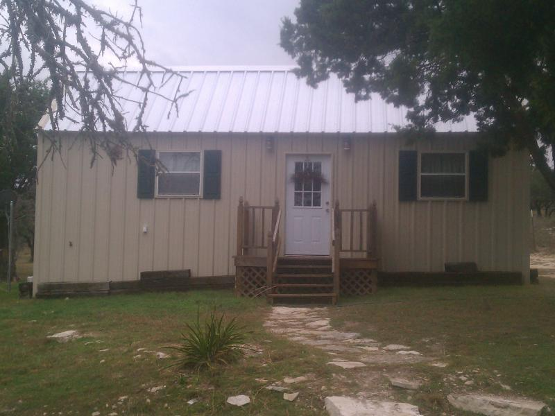Cabin in the Texas Hill Country, alquiler de vacaciones en Fredericksburg