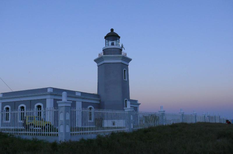 Cabo Rojo's Lighthouse