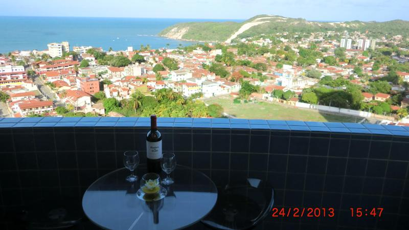 Outstanding SEAView at PONTA NEGRA, holiday rental in Natal