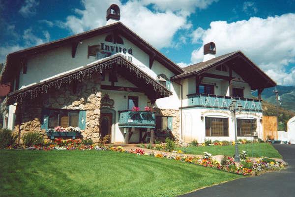 Invited Inn B & B Spa, location de vacances à Midway