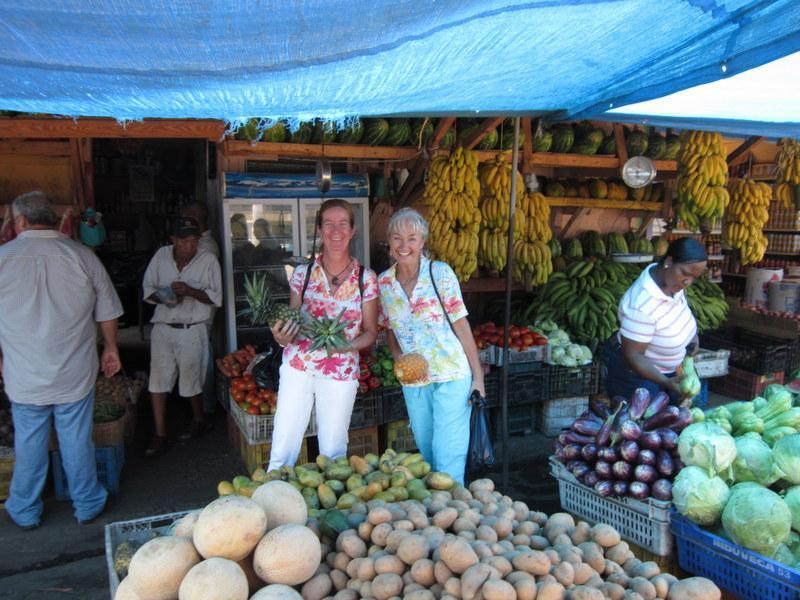 Dominican Fruit and Vegetables
