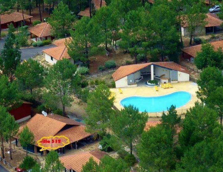 location appartement Moliets et Maa Agréable villa