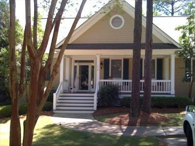Reynolds Plantation Lake Ocone Cottage Has Waterfront And