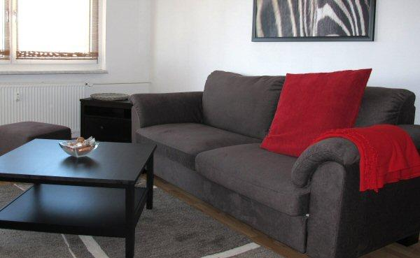 Apartement Berlin-Treptow Köpenick 2 rooms 4 pers, location de vacances à Zossen