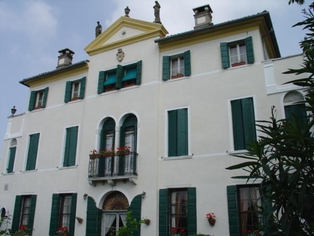 Villa Allegri von Ghega