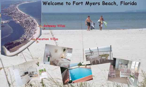 Welcome to Fort Myers Beach Vacation Villa unit 131