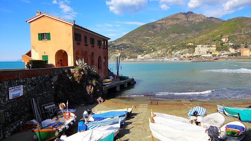 Villa Preia lusso vacanza Appartamento Levanto Liguria - sogni sul lungomare!