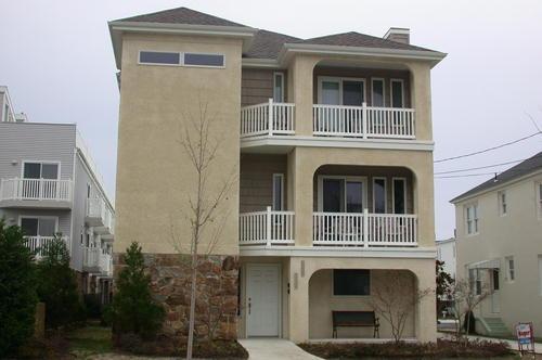 Ocean City 4BR Beach Block, Ocean Views, 2 decks, vacation rental in Ocean City