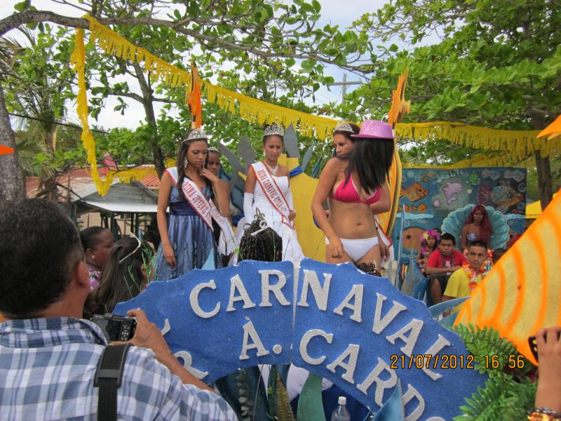 Utila Carnival
