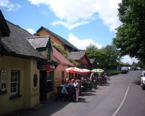Terryglass pueblo es premio ganador pubs y restaurantes