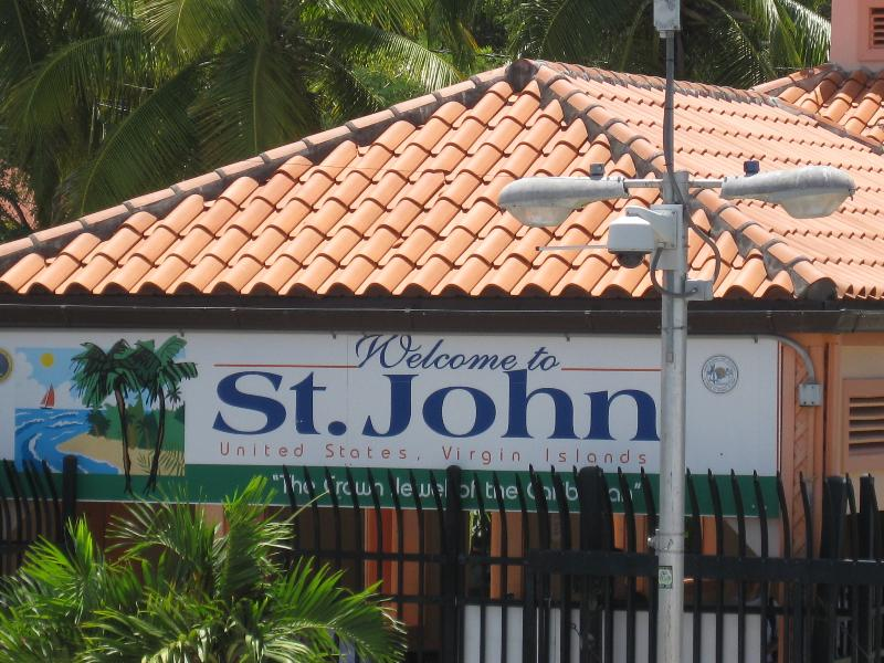 St John USVI