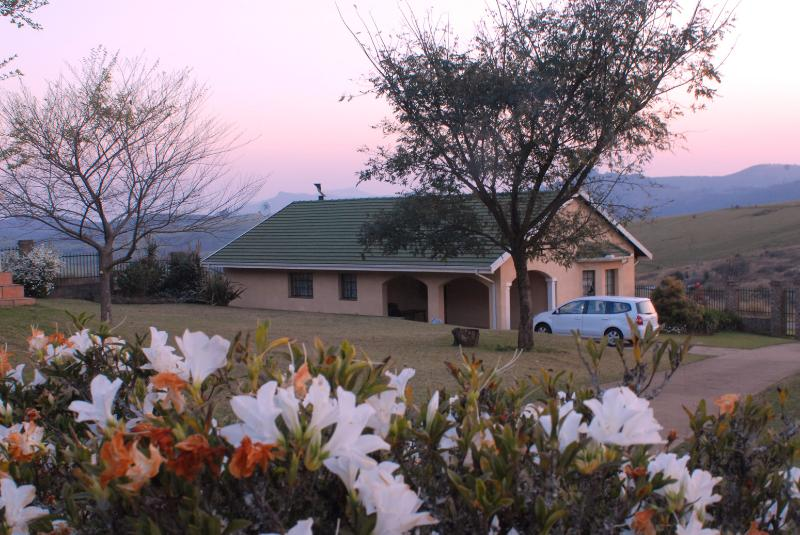Thaba Tsweni Lodge- Chalet One