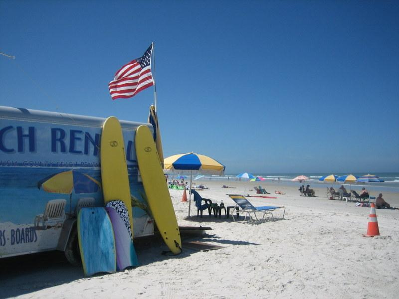 Open For Business-Beach
