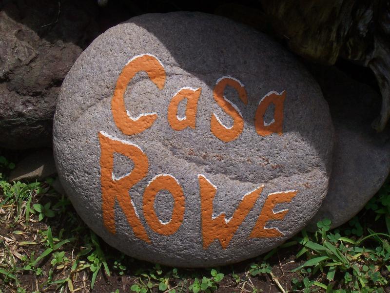 Casa Rowe Rock