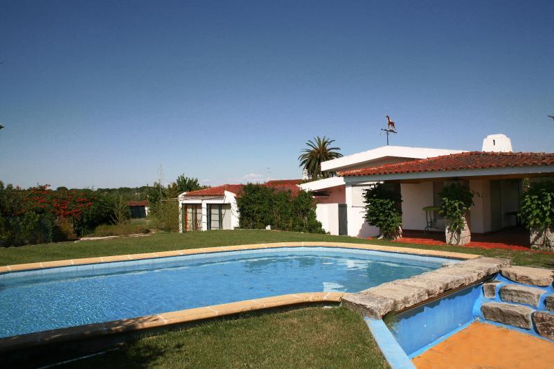 Clube de campo - country club, location de vacances à Coruche